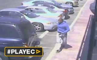 Policía muestra que afroamericano muerto en tiroteo iba armado