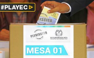 Colombia no tenía plan B ante rechazo en plebiscito por la paz