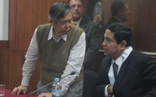 Fujimori ya no tendrá como abogado a William Paco Castillo