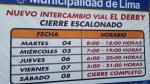 Viaducto San Borja Norte: nuevo horario de restricción de autos - Noticias de surco san borja