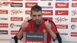Arquero español insultó a periodista en rueda de prensa [VIDEO] - Noticias de jhonathan cuellar
