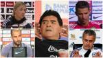 Otras peleas entre periodistas y personajes del fútbol [VIDEOS] - Noticias de jose ivan