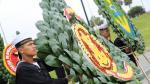Marina de Guerra rindió homenaje a víctimas del terrorismo - Noticias de juan carlos marino