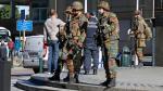 Bruselas: Falsa alarma causó pánico en estación de tren - Noticias de cabinas públicas
