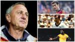 Sale a la luz el once ideal de Cruyff: no están Messi y CR7 - Noticias de johan cruyff