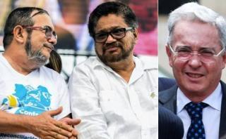 FARC: Si le dejamos la paz a Uribe, Colombia se va al diablo