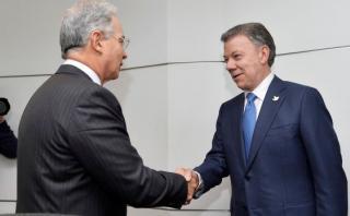 Santos - Uribe: Reunión clave por la paz de Colombia y las FARC