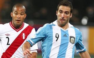Gonzalo Higuaín: 102 días después con Argentina y ante Perú