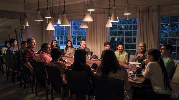 Zuckerberg presenta avances en realidad virtual