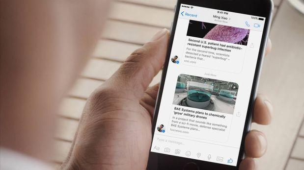 Nuevo virus amenaza a usuarios de Facebook Messenger