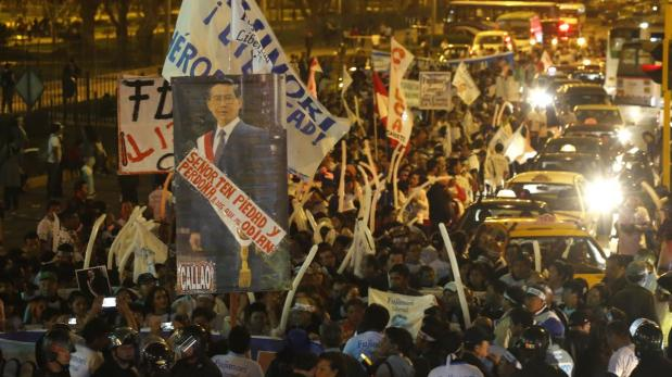 Alberto Fujimori anunció que William Paco Castillo ya no es su abogado