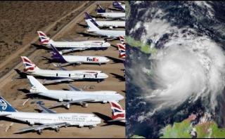 Cancelan 1500 vuelos en EE.UU. por llegada de Huracán Matthew
