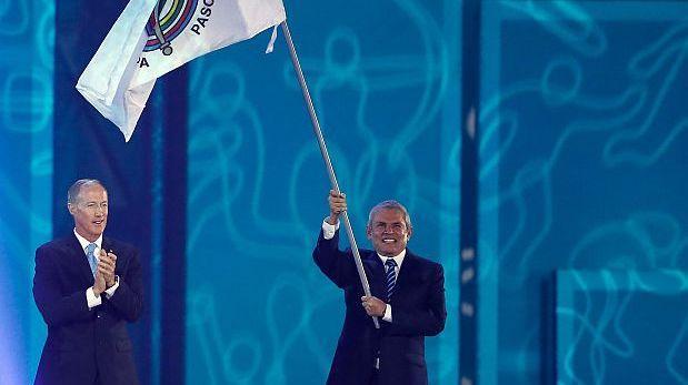 Piden que Castañeda acuda al Congreso por Juegos Panamericanos