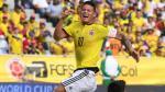 James Rodríguez: se confirmó lesión y no jugará ante Paraguay - Noticias de teofilo gutierrez