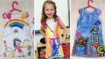 Esta empresa deja a las niñas usar vestidos hechos por ellas - Noticias de empresa huari palomino