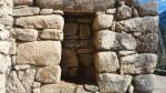 Cusco: realizaron pintas en muro de Machu Picchu - Noticias de piezas arqueologicas