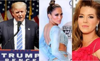 """Donald Trump: """"Nadie tiene más respeto por las mujeres que yo"""""""