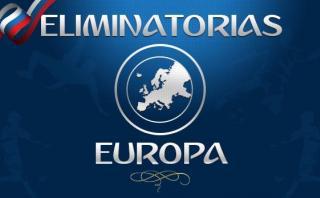 Eliminatorias europeas: así quedaron los partidos de la fecha