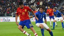 España igualó 1-1 ante Italia en Turín por Eliminatorias 2018