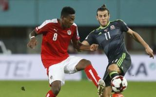 Gales empató 2-2 ante Austria por Eliminatorias 2018 [VIDEO]