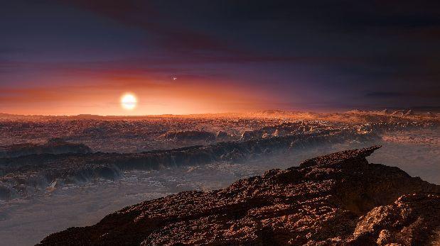 El cercano planeta Próxima b podría tener un océano