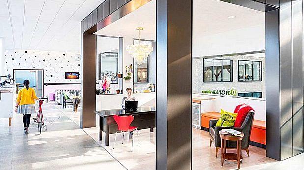 Mercado de oficinas se recuperar a reci n a mediados del for El comercio oficinas