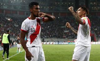 Selección peruana: mensaje de aliento apareció en vestuario