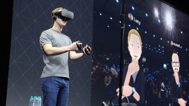 "Mark Zuckerberg: ""Realidad virtual será como el mundo real"""