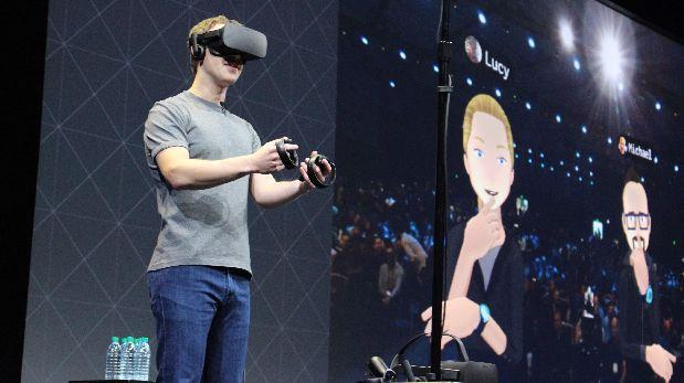 Oculus muestra cómo sería una red social en realidad virtual