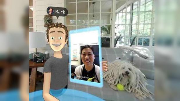 Facebook: así serán los selfies usando la realidad virtual