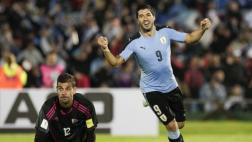 Uruguay goleó 3-0 a Venezuela por Eliminatorias Rusia 2018