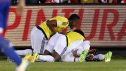 Colombia venció 1-0 a Paraguay con gol agónico de Edwin Cardona