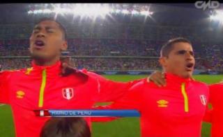 Selección: así se entonó el himno peruano en el Nacional
