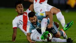 VOTA: ¿Quién fue el mejor jugador de Perú ante Argentina?