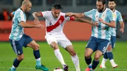 Perú empató 2-2 ante Argentina por Eliminatorias Rusia 2018