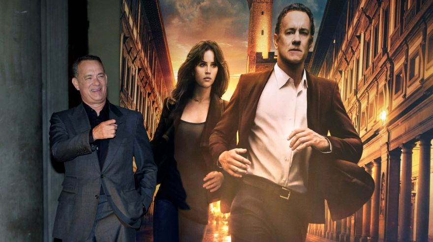 Robert Langdon es vibrante: Tom Hanks sobre Inferno