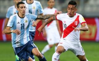 Medio argentino colocó estos puntajes a los jugadores peruanos