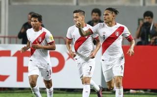 Elige el mejor gol de Paolo Guerrero con la selección peruana