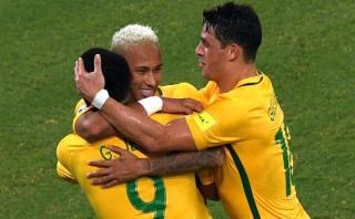 Brasil goleó a Bolivia y es segundo en tabla de Eliminatorias