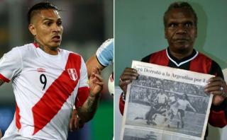 Paolo Guerrero: un golazo que recordó el de Perico León a Cejas
