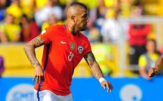 """Arturo Vidal califica como """"fundamental"""" duelo ante Perú"""