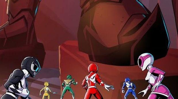 Estudio peruano desarrolló un juego sobre los Power Rangers