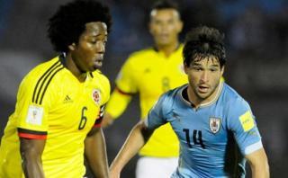 Colombia vs. Uruguay: hora, fecha y día del reñido duelo