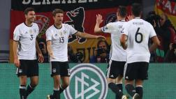 Alemania goleó 3-0 a República Checa por Eliminatorias europeas