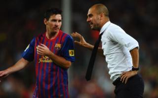 Messi: ¿Por qué Guardiola dice que solo camina en los partidos?