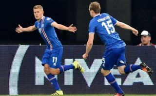 Islandia ganó 2-0 a Turquía y lidera Grupo I de Eliminatorias