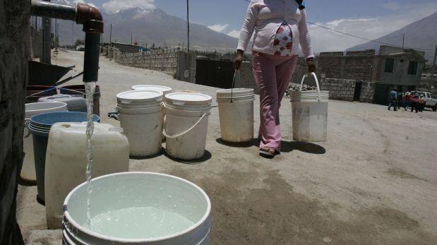 No habrá agua en 7 distritos este martes y miércoles — Sedapal