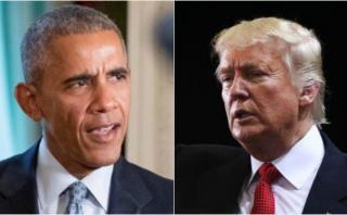 "Obama critica a Trump por ""degradar a las mujeres"""