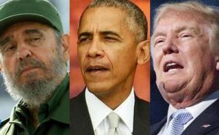 Fidel Castro propone dar este curioso premio a Obama y a Trump