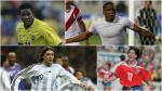 ¿Y Guerrero? La lista de goleadores históricos en Eliminatorias - Noticias de hernan crespo